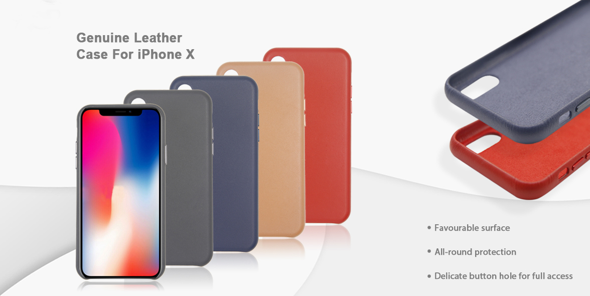 Genuine case for iphone x