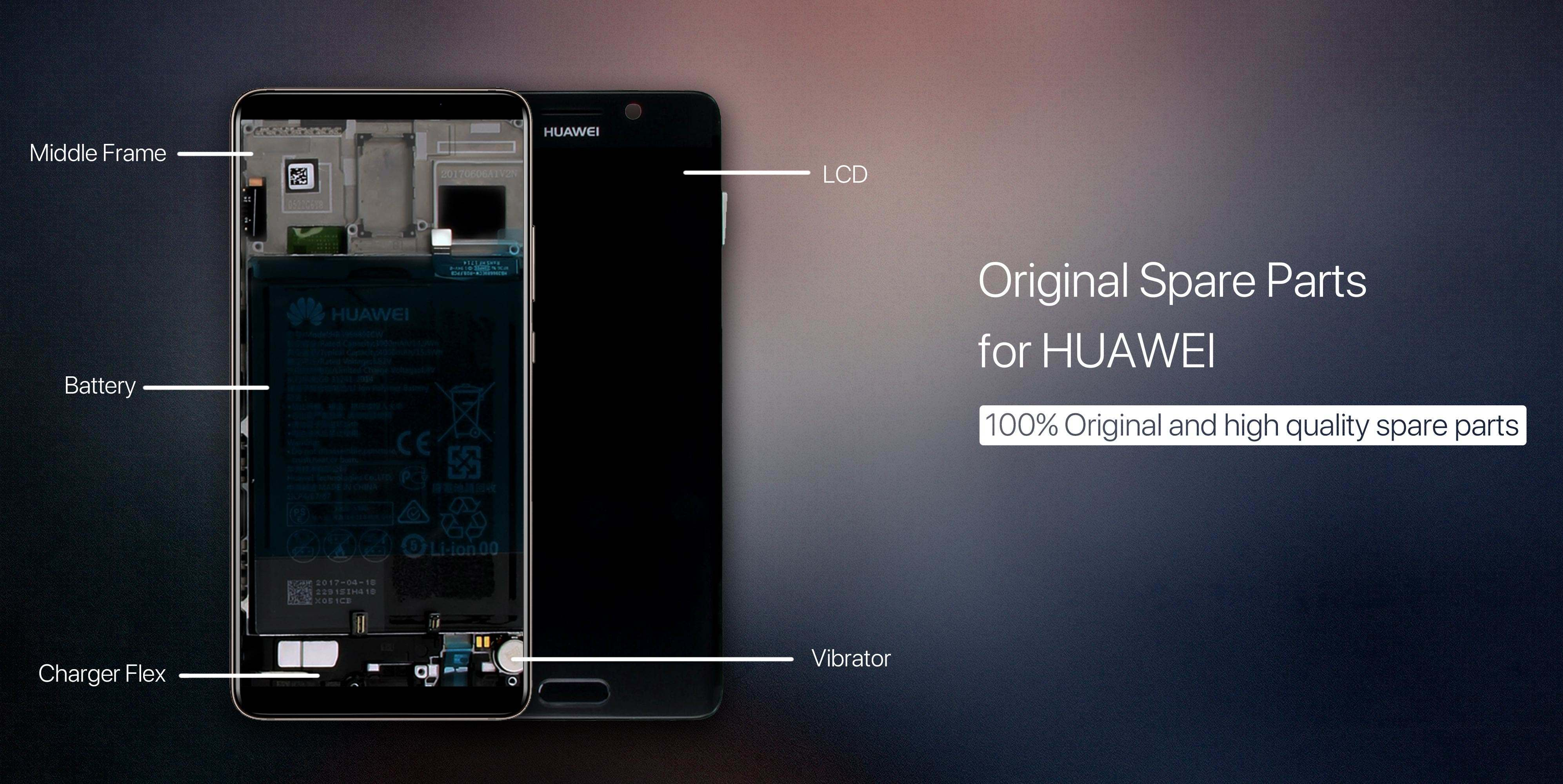 Original HUAWEI Spare Parts